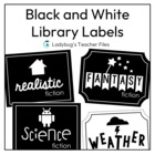 Simply Iconic: Customizable Library Labels