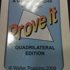 (Single Decks) Quadrilateral Properties Game - Prove It!
