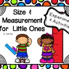 Size & Measurement for Little Ones