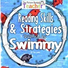 Skills and Strategies Activity Packet inspired by Swimmy b