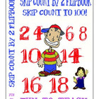Skip Count By 2 Flipbook