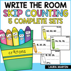 Skip Through The Room-Skip Counting Read and Write the Room