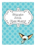 Skippyjon Jones, Classroom Mascot! Take Home Packet