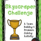 Skyscraper Challenge - A Team Building Activity