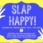 Slap Happy! Animal Edition {A Fast Describing Game}