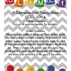 Slime: A Subtraction Fact Fluency Game