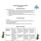 Small Steps The Year I Got Polio Spelling Words Activity S