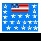 SmartBoard  Attendance- Stars and Stripes