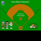 SmartBoard Baseball Review Game