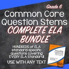 SmartFlip Common Core Reference Guide - Grade 6