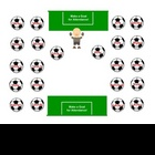 Smartboard Attendance - Sports Theme - 3 Pages