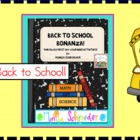 Smartboard Back to School Bonanza!