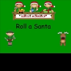 Smartboard Roll a Santa Center Activity