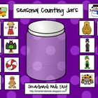 Smartboard Seasonal Counting Jars