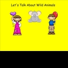 Smartboard Wild Animal Activity Science
