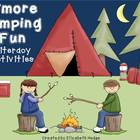 S'more Camping Fun- Literacy Activities