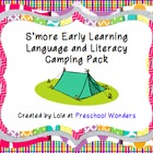 Smore Early Learning Language and Literacy Camping Pack