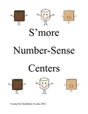 S'more Math Centers