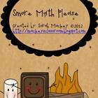 """""""Smore Math Please""""  Common Core Math Packet"""