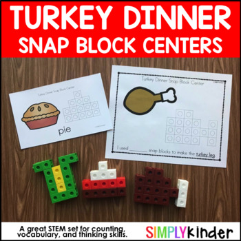 Snap Cube Center - Thanksgiving Freebie