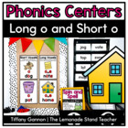 Sneaky E Word Work Activities {long and short o}
