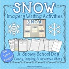 Snow Activities: Essay, Display & Creative Writing Assignm