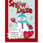 Snow Daze Writing Activities for Intermediate Grade Students