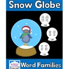 Snow Globe Word Families