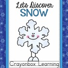 Snow Interactive Notebook - Let's Discover Snow - Science