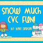 Snow Much CVC Fun!
