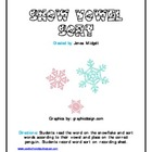 Snow Vowel Sort