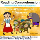 Snow White - A primary literacy unit