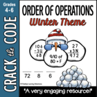 Snowballs & Polar Bears Crack the Code Computation Practic