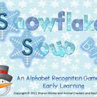 Snowflake Soup: An Early Childhood Game for Learning the Alphabet