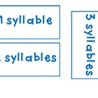 Snowflake Syllable Sort