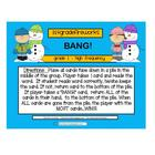 Snowman BANG ( Sight Words)