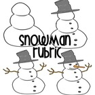 Snowman Rubric Visual