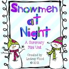 Snowmen at Night for BIG KIDS! {3rd-5th Grade}