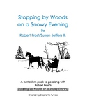 Snowy Evening Curriculum Pack