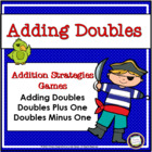 Snowy Strategies : Games for Addition Doubles