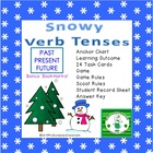 Snowy Verb Tenses