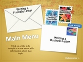 So You Want to Write a Letter - An Interactive PowerPoint