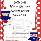 Winter Olympics Quiz