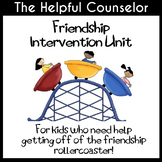 Social Skills: Problem Solving with a Friendship Intervention