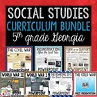 Social Studies Curriculum Package: 7 Presentations and 5 A