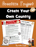 Social Studies Map Skill Treasure Hunt Activity: Design ow