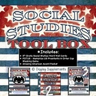 Social Studies Tool Box - 5th Grade - Common Core - Game,