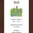 Soil Reading Street Grade 2 2011 & 2013 Series