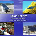 Solar Power - Grades 3 through 5 Presentation