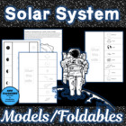 Solar System Models and Foldables